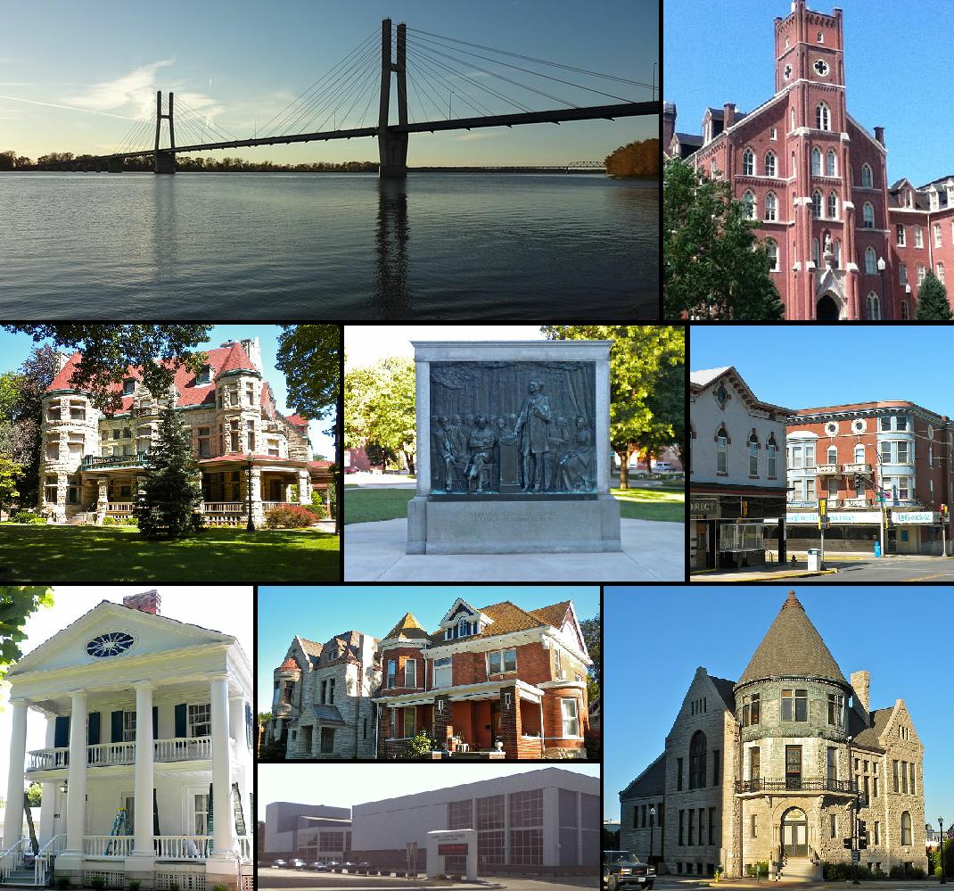 Quincy, Illinois - Wikipedia