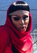 Raven (drag queen) American drag queen and television personality