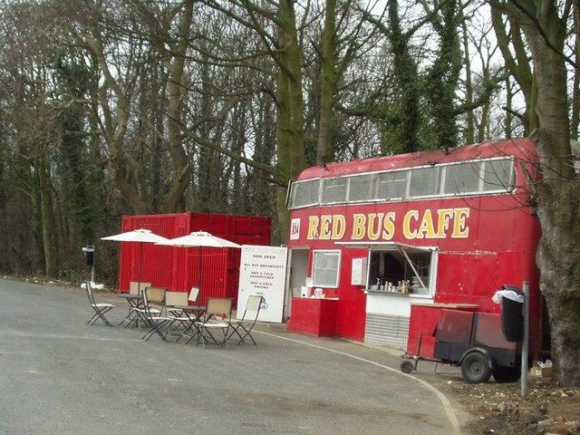 Red Pump Cafe Menu