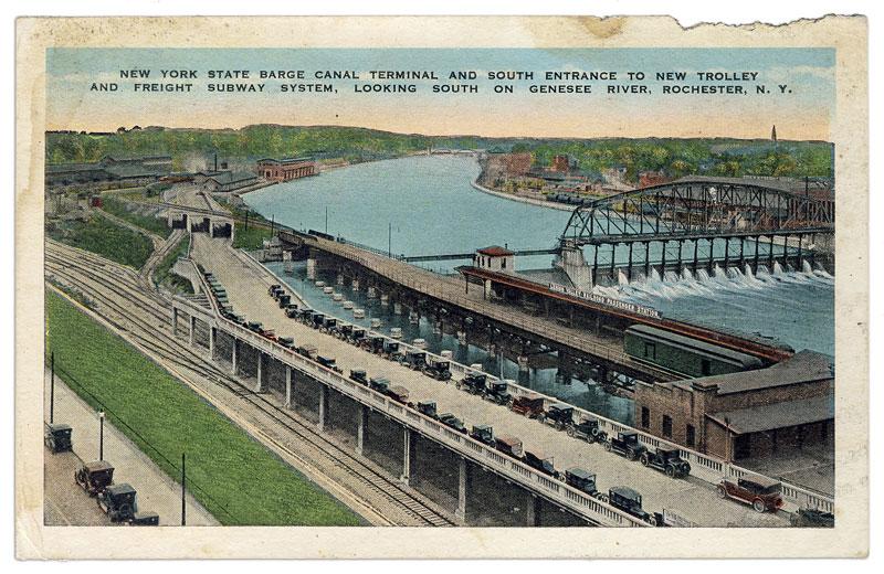 Oak Motors South >> Rochester Subway - Wikipedia