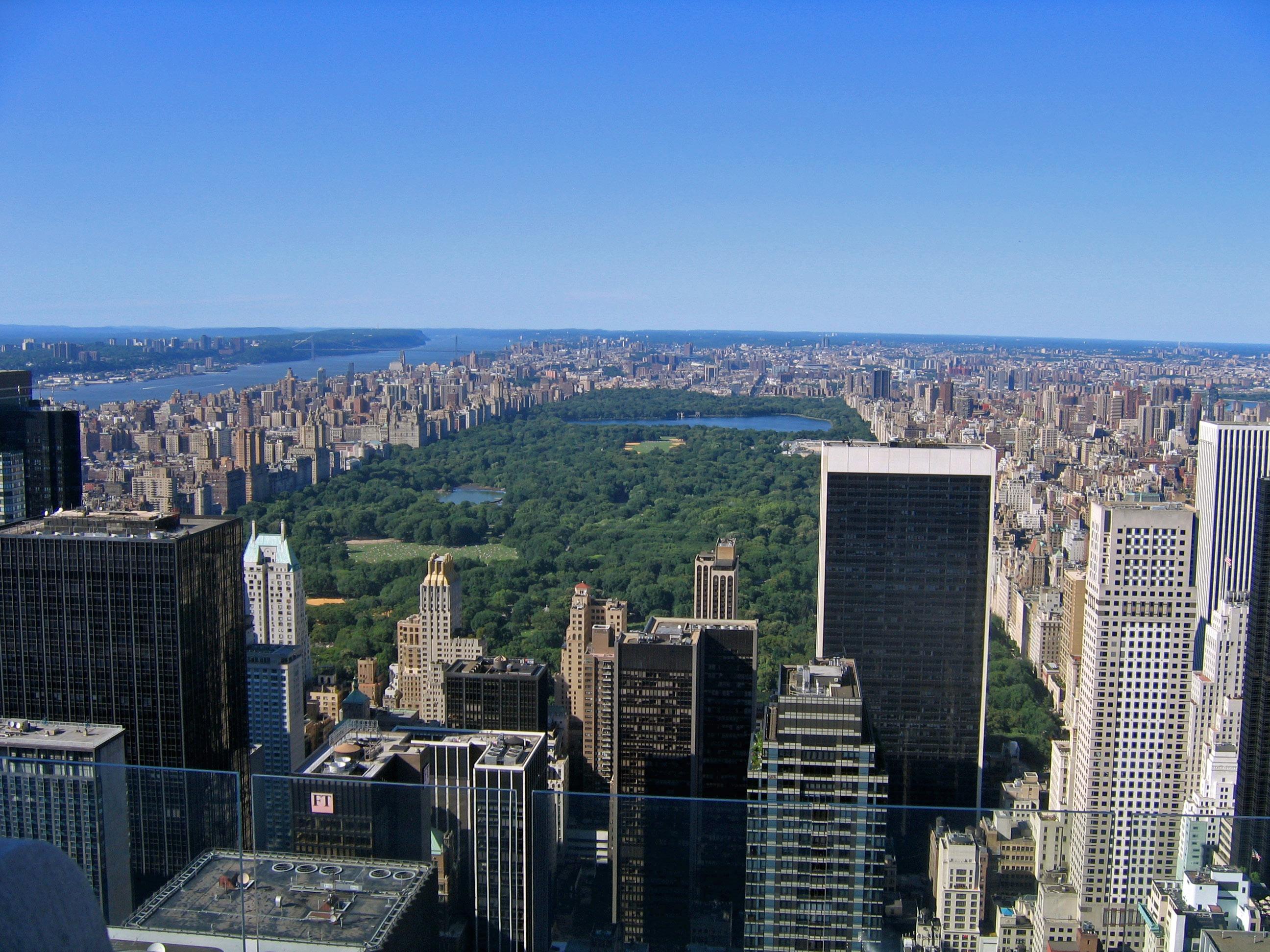 Park Avenue Rockefeller Apartment