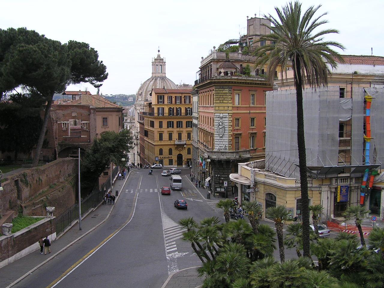 Via Veneto Roma Hotel