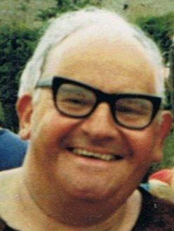 Depiction of Ronnie Barker