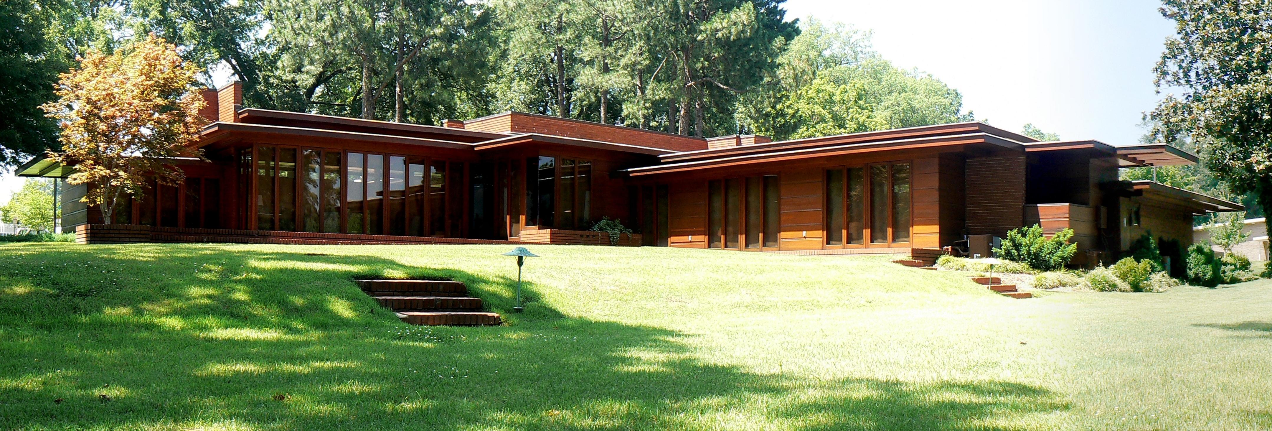 Frank Lloyd Wright Falling Water Interior Design