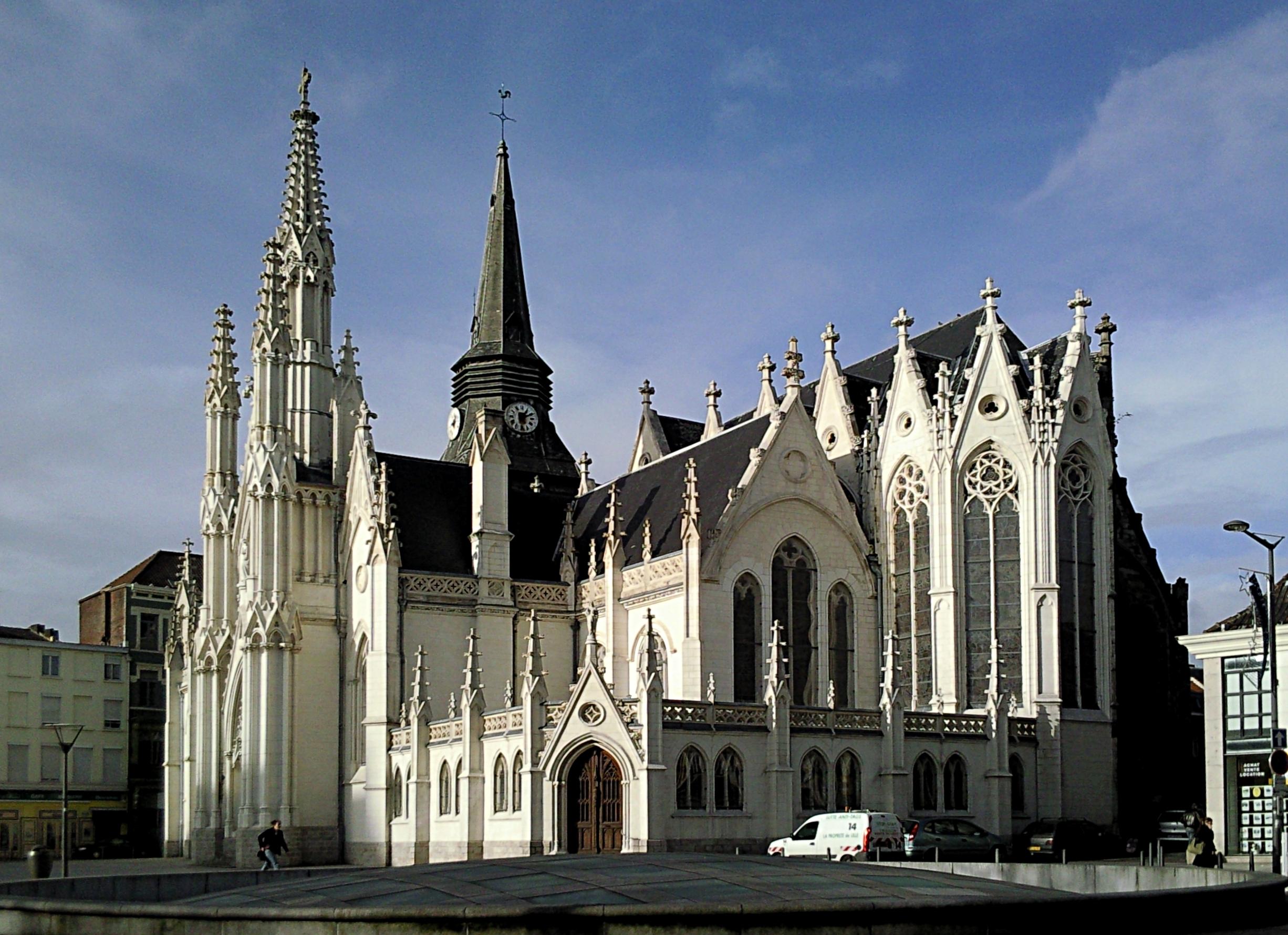 File roubaix st wikimedia commons - Immo saint martin roubaix ...