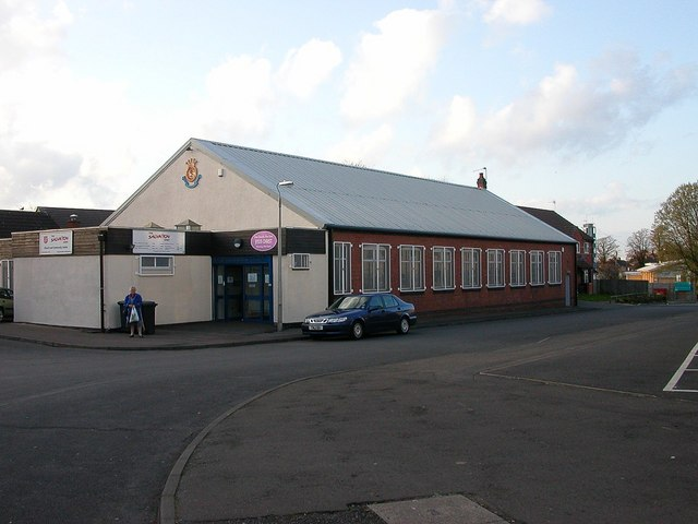 Rugby - West Leys Salvation Army Citadel