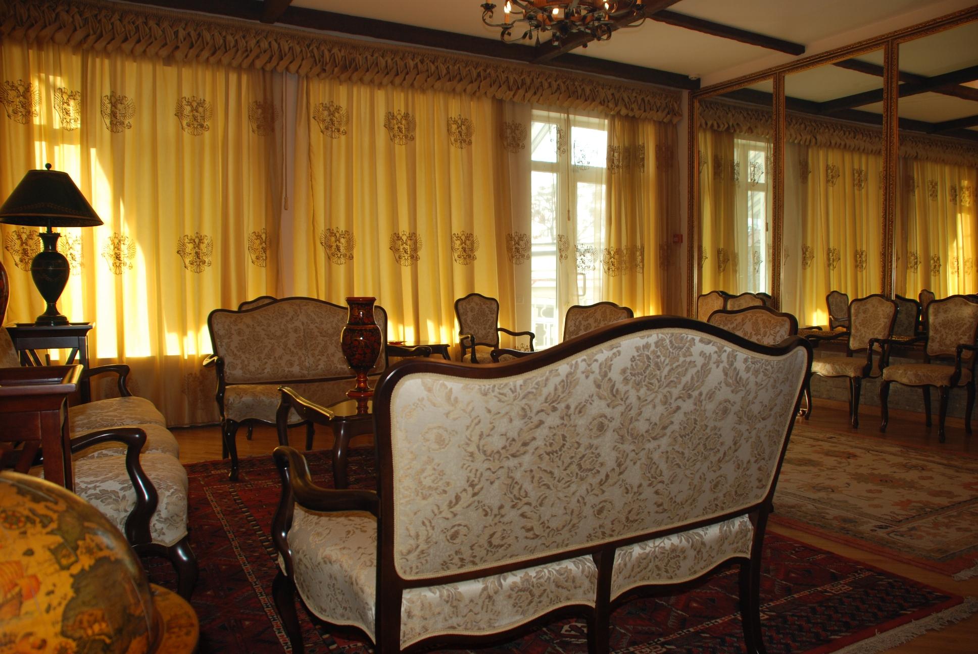file russian embassy tirana interior 1 jpg wikimedia commons