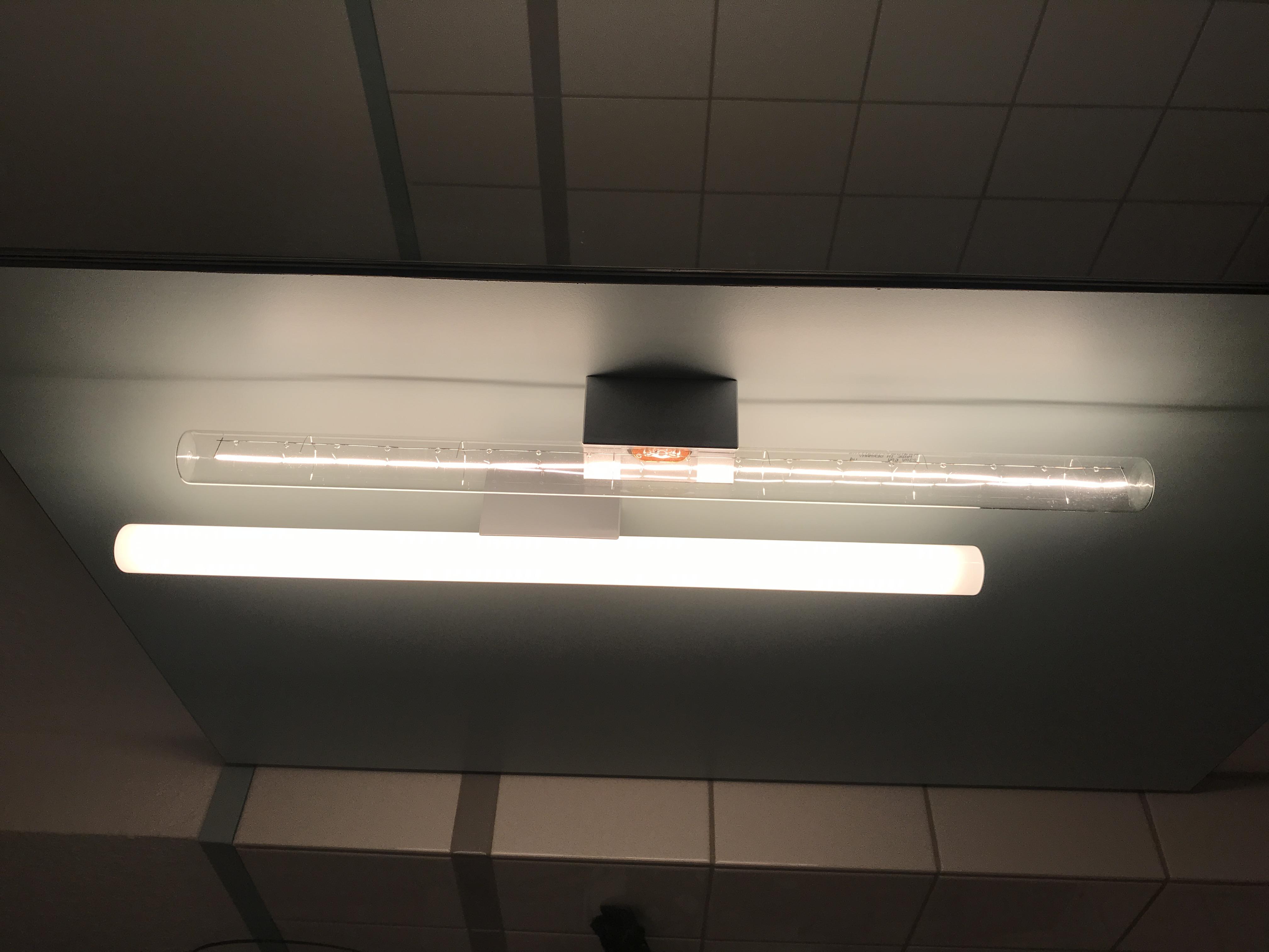0 Leuchtstoffröhre Küche
