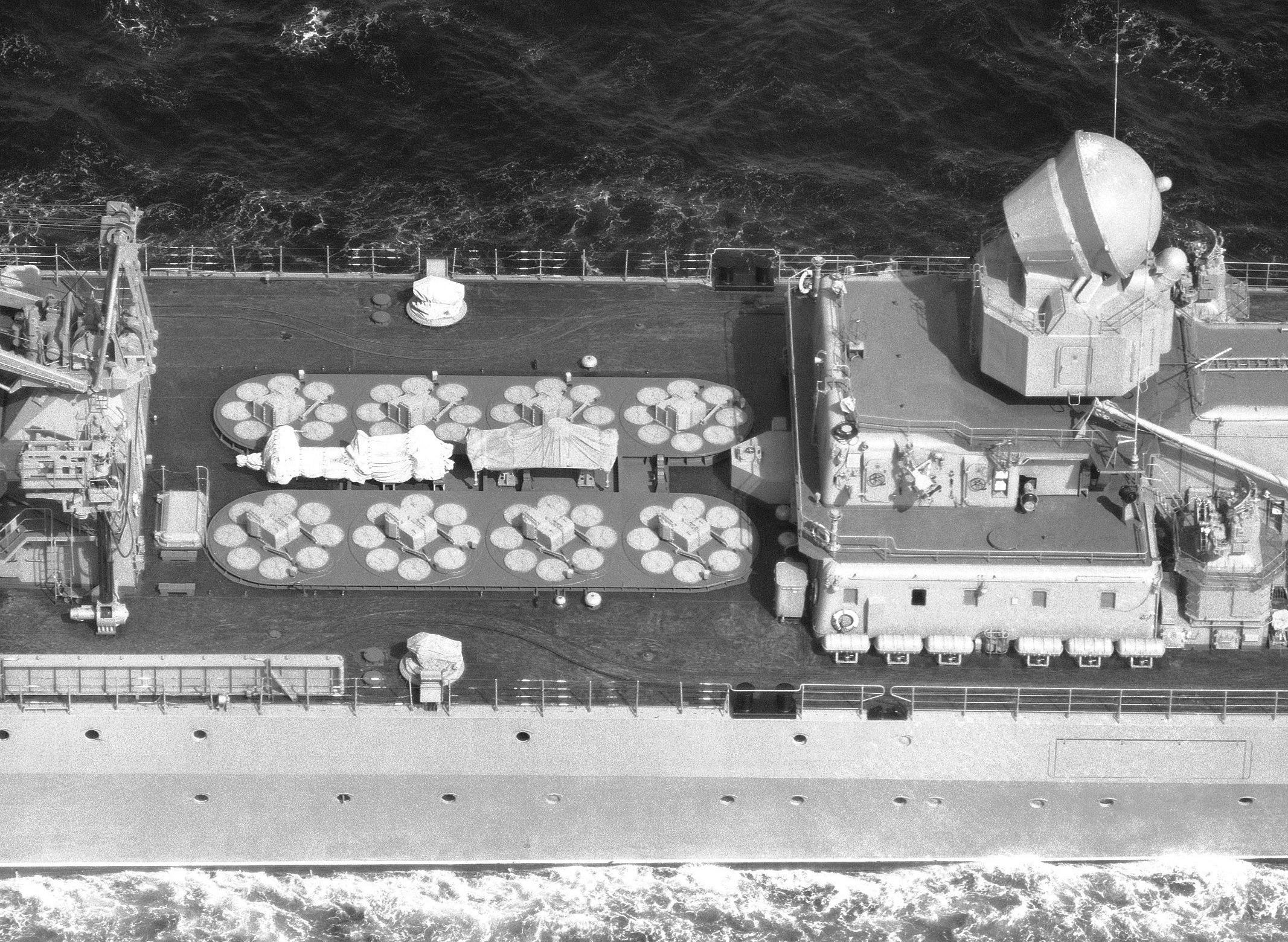 Project 22350: Admiral Sergei Gorshkov #2 - Page 33 SA-N-6_SAM_launchers_with_radar