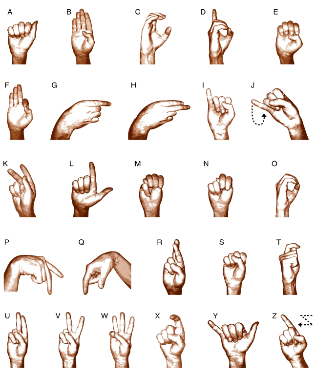 how to learn mexican sign language