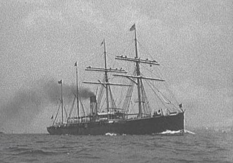 Vos paquebots préférés de la Red Star Line SS-Rhynland