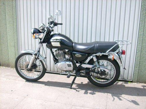 suzuki tux 125