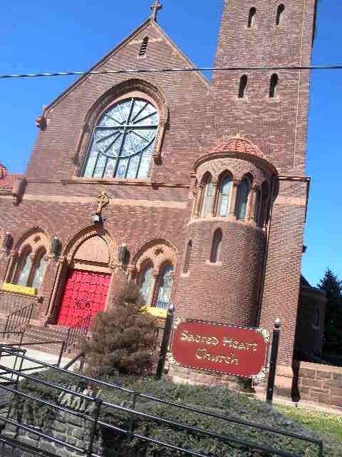 Sacred Heart Church Staten Island