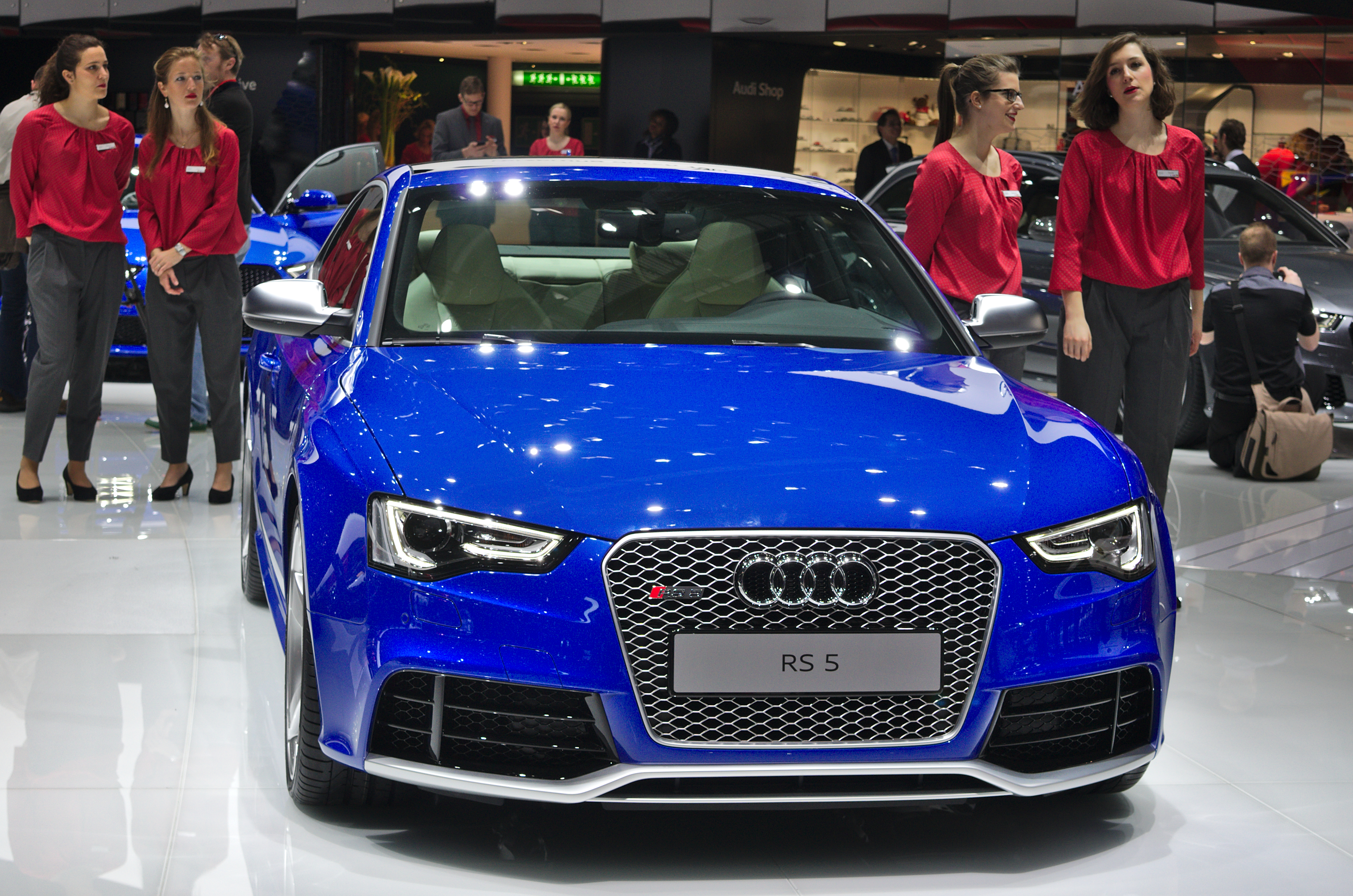 Audi rs5 wiki english 4
