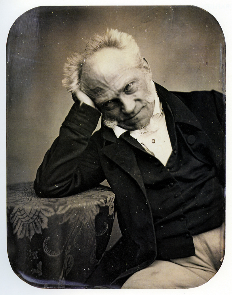 Portrait of Arthur Schopenhauer