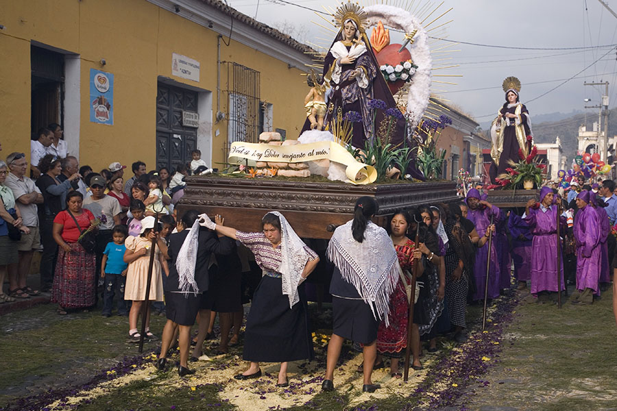 Easter in Guatemala | Multicultural Kid Blogs