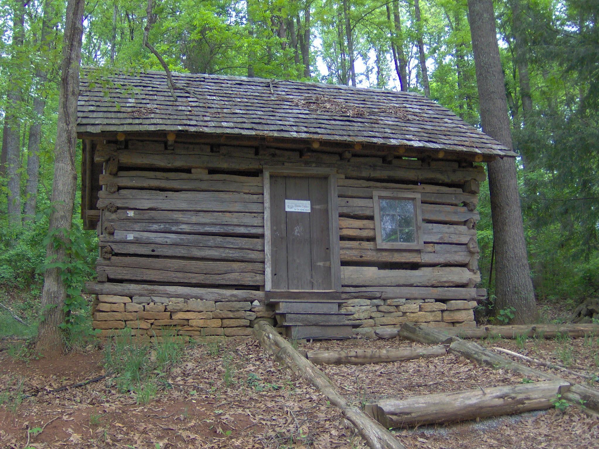 Http Commons Wikimedia Org Wiki File Slave Cabin Moa Tn1 Jpg
