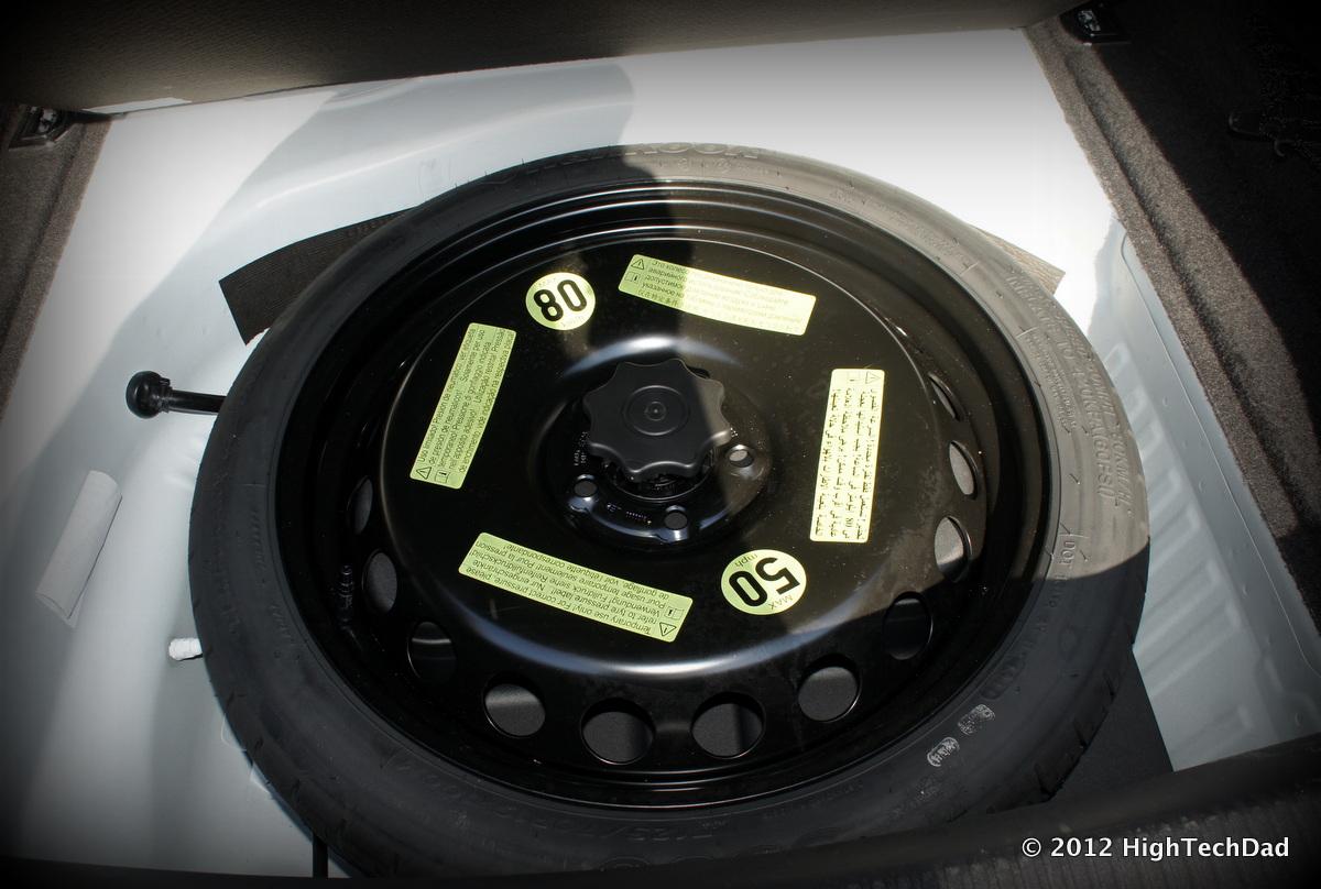 File Spare Tire 2012 Audi A4 Quattro 7590859018 Jpg