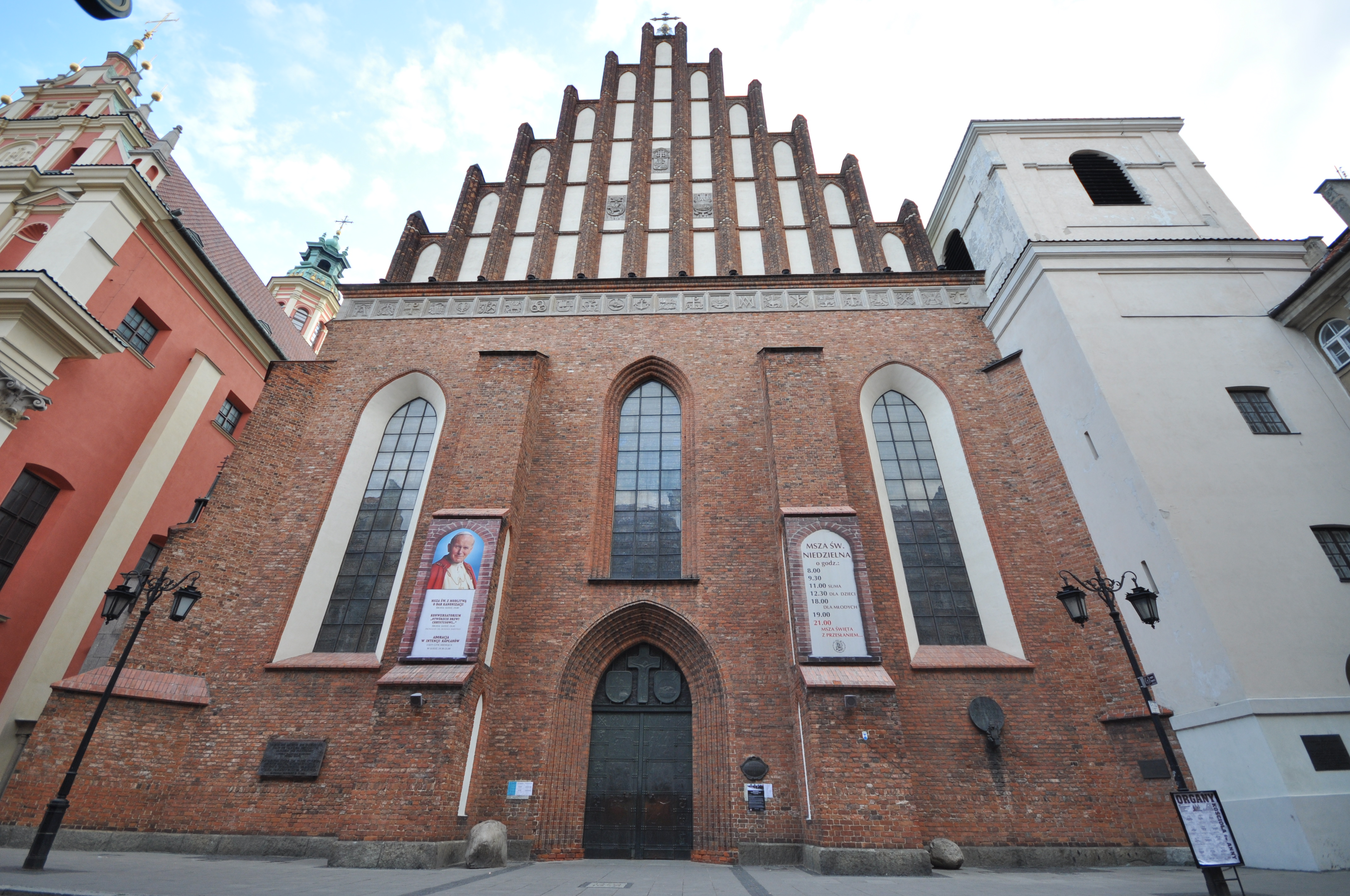 Image result for st john cathedral warsaw