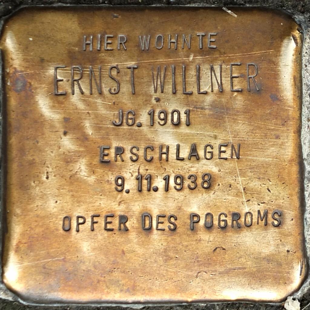 Stolperstein Ernst Willner Hilden.jpg