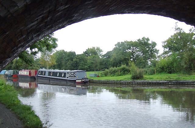 Stratford-upon-Avon Canal near Lapworth, Warwickshire - geograph.org.uk - 1715228