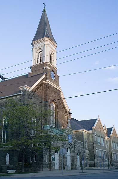 Saints Peter and Paul Roman Catholic Church Complex ...