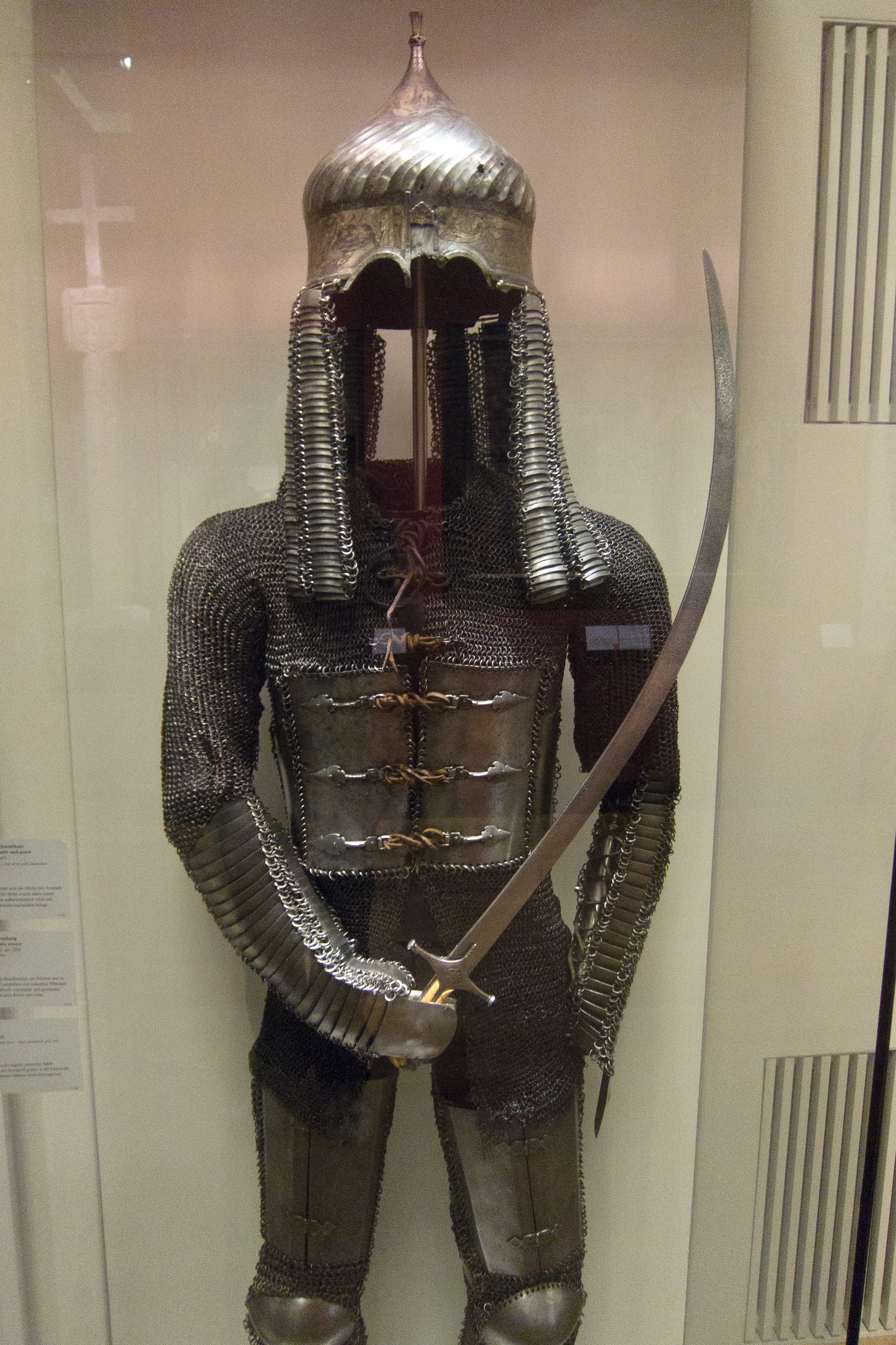 the history of chain mail This is the most economical chainmail, as the cost intensive riveting is avoided  butted maille has limited historical precedent but is fine for general costuming.