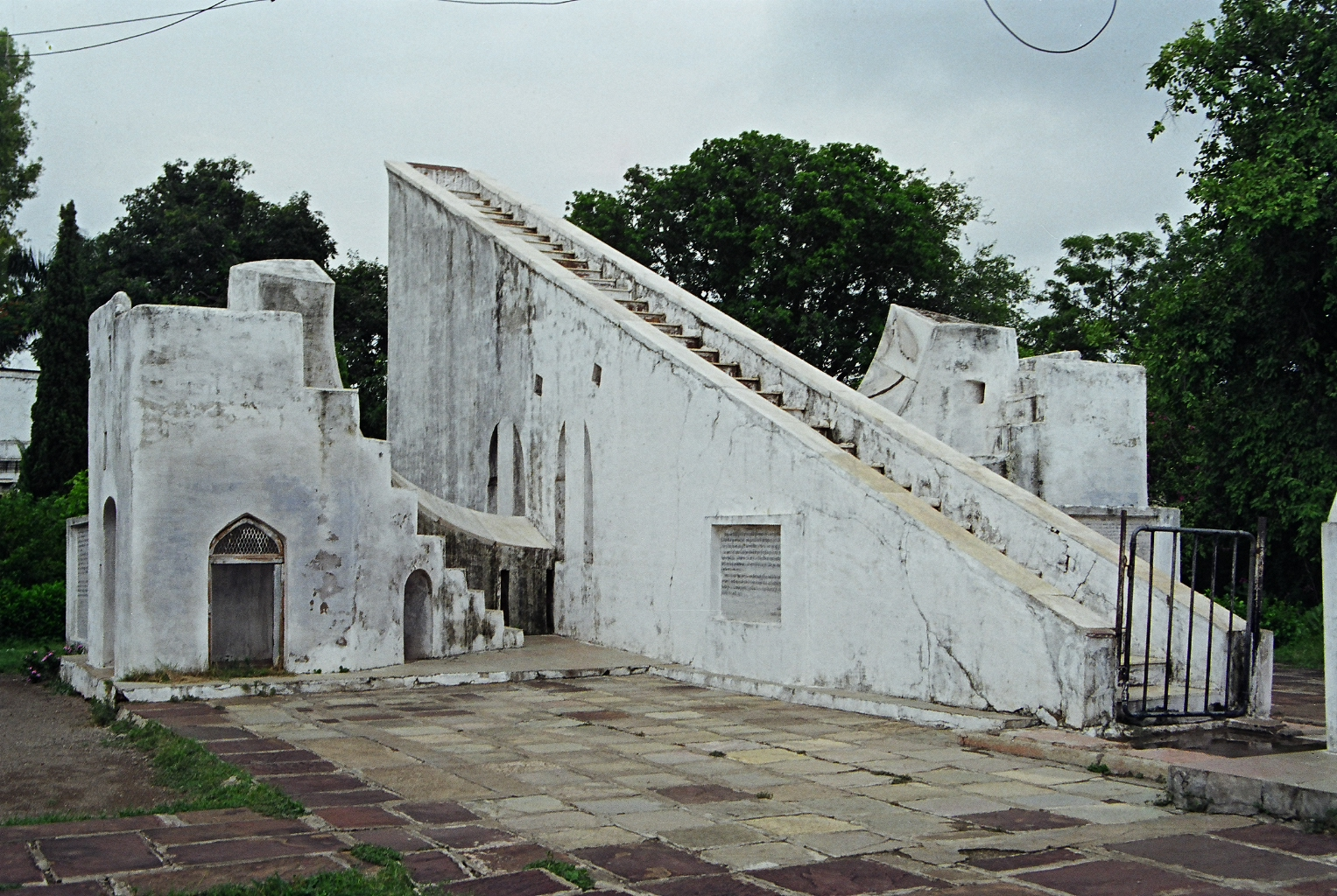 The Vedha Shala (observatory)