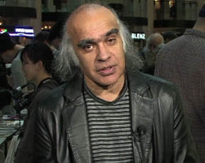 Jhally in Vancouver, 2013
