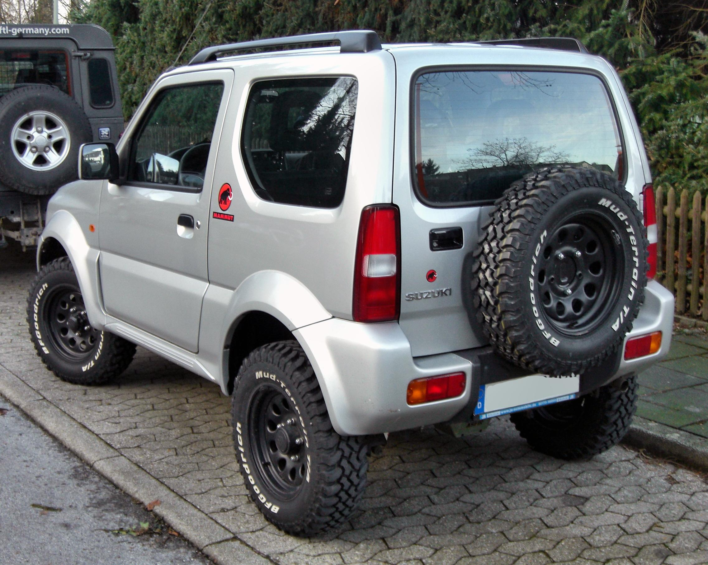 advice on buying suzuki jimny 2012. Black Bedroom Furniture Sets. Home Design Ideas