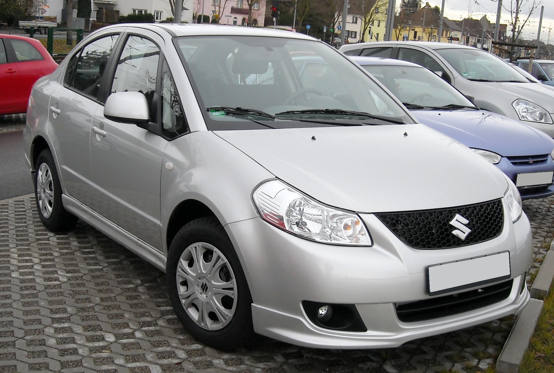 Suzuki Sx Left Mirror