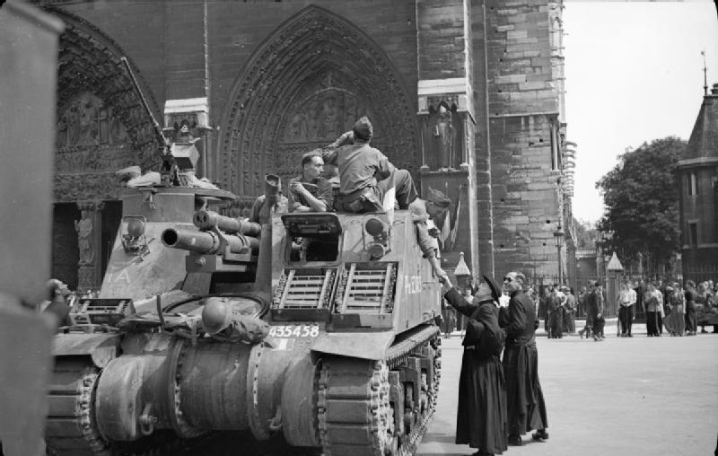 recherche infos sur Chars M7 Priest The_Campaign_in_North-west_Europe_1944-45_BU129