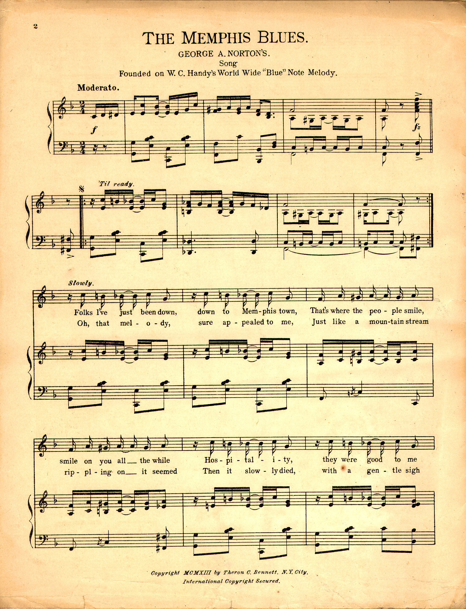 Cool Sheet Music Background