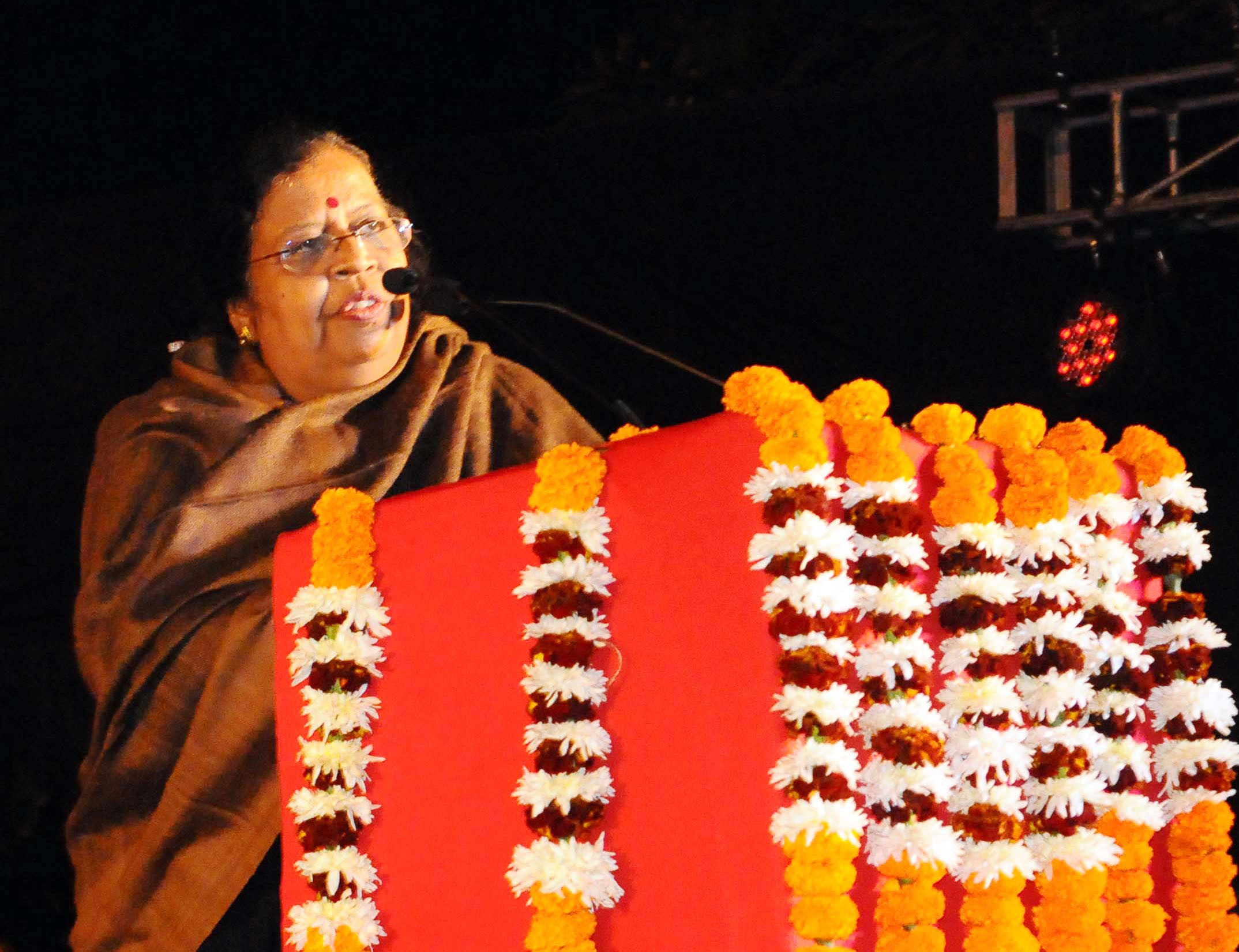 File:The Secretary, Ministry of Tribal Affairs, Ms  Leena