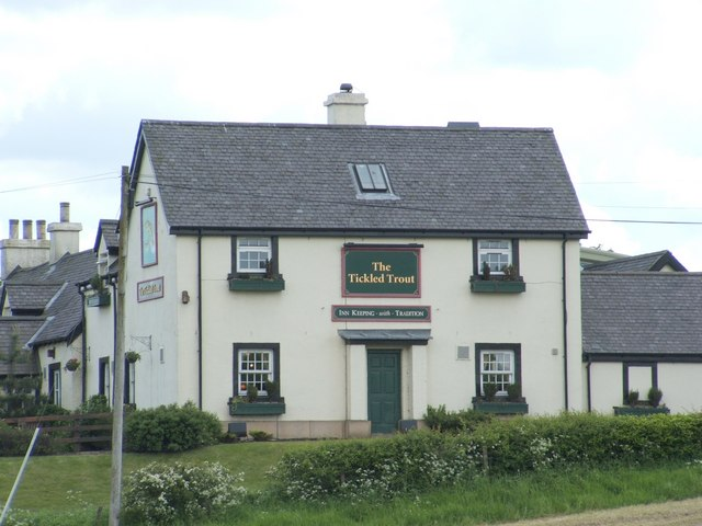 The Tickled Trout - geograph.org.uk - 947278