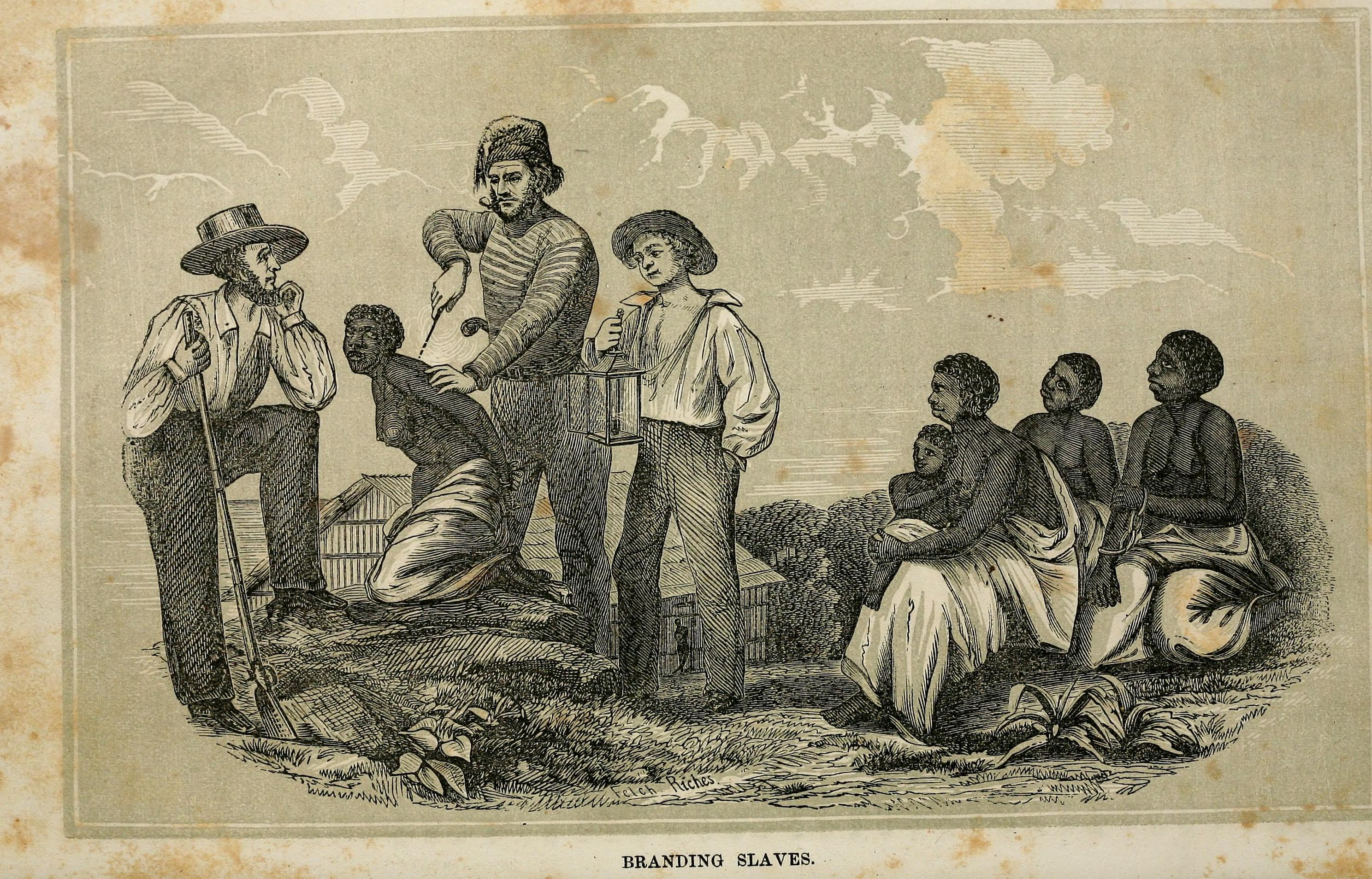 thesis on african slave trade