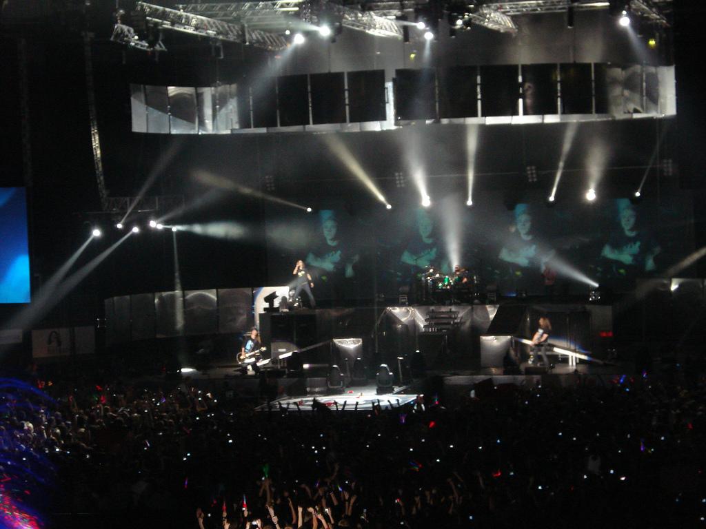 Grootste concert ever!! =D
