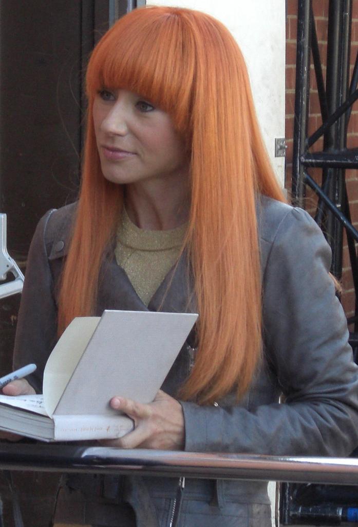 Amazing redhead tits