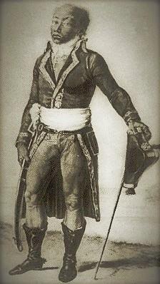Toussaint Louverture par Pierre-Charles Baquoy