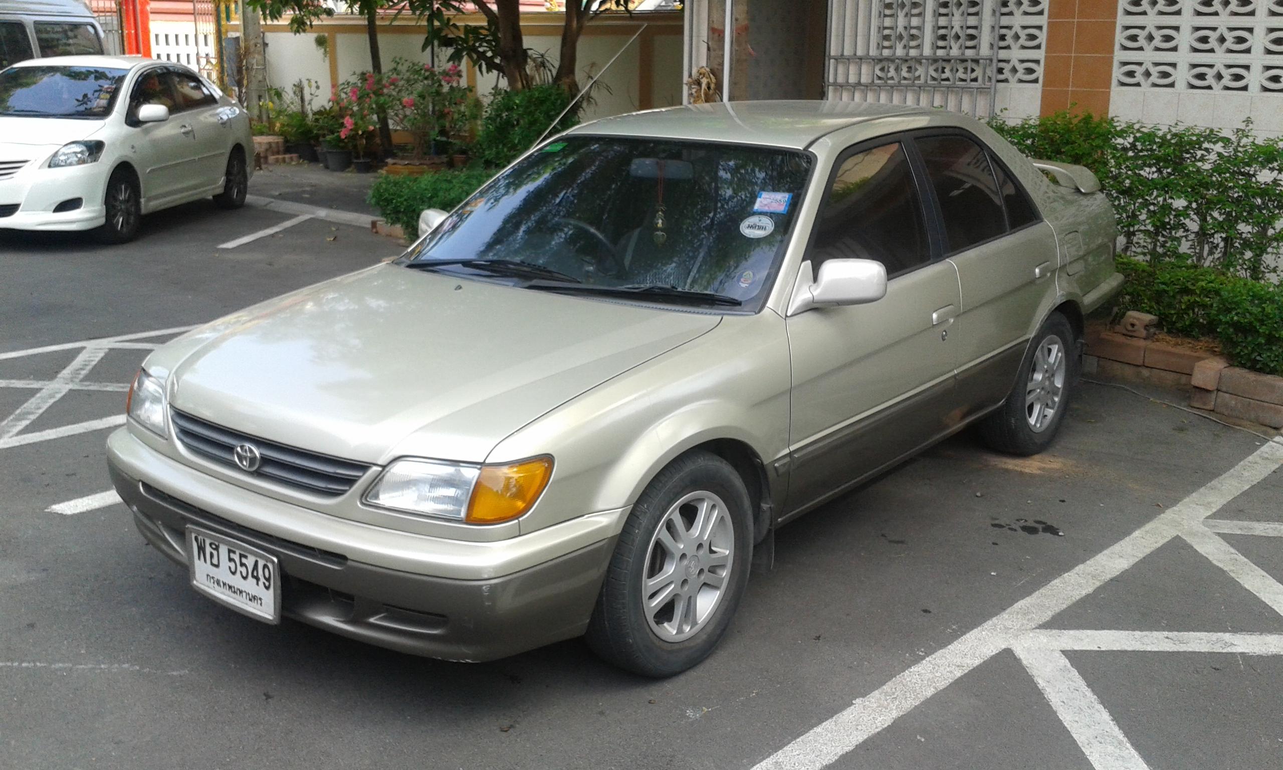 Kelebihan Toyota Soluna Perbandingan Harga
