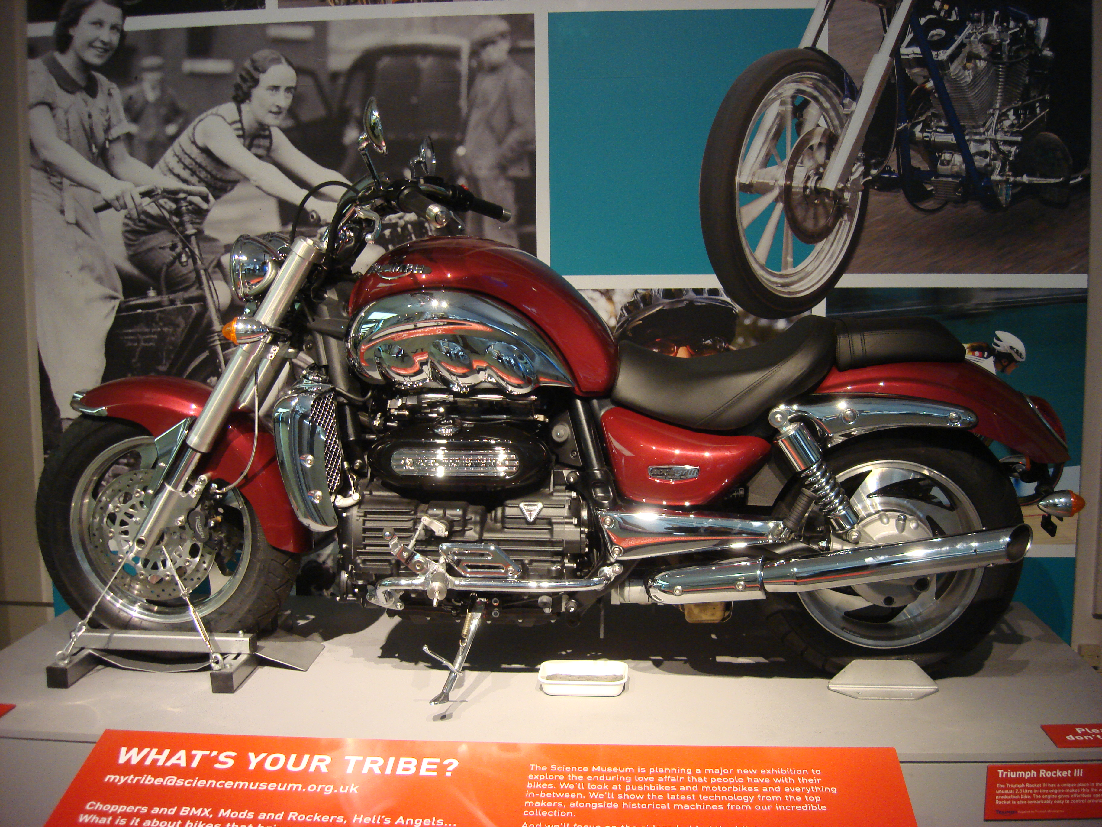 Triumph Rocket Iii Wikipedia