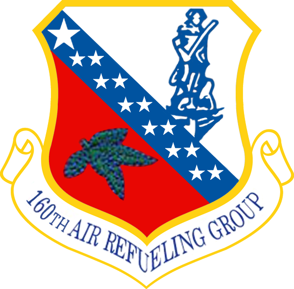 160th Air Refueling Wing
