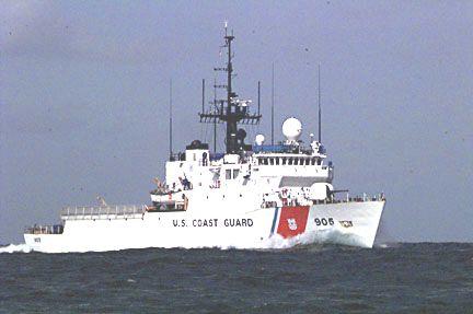 USCGC Spencer WMEC-905