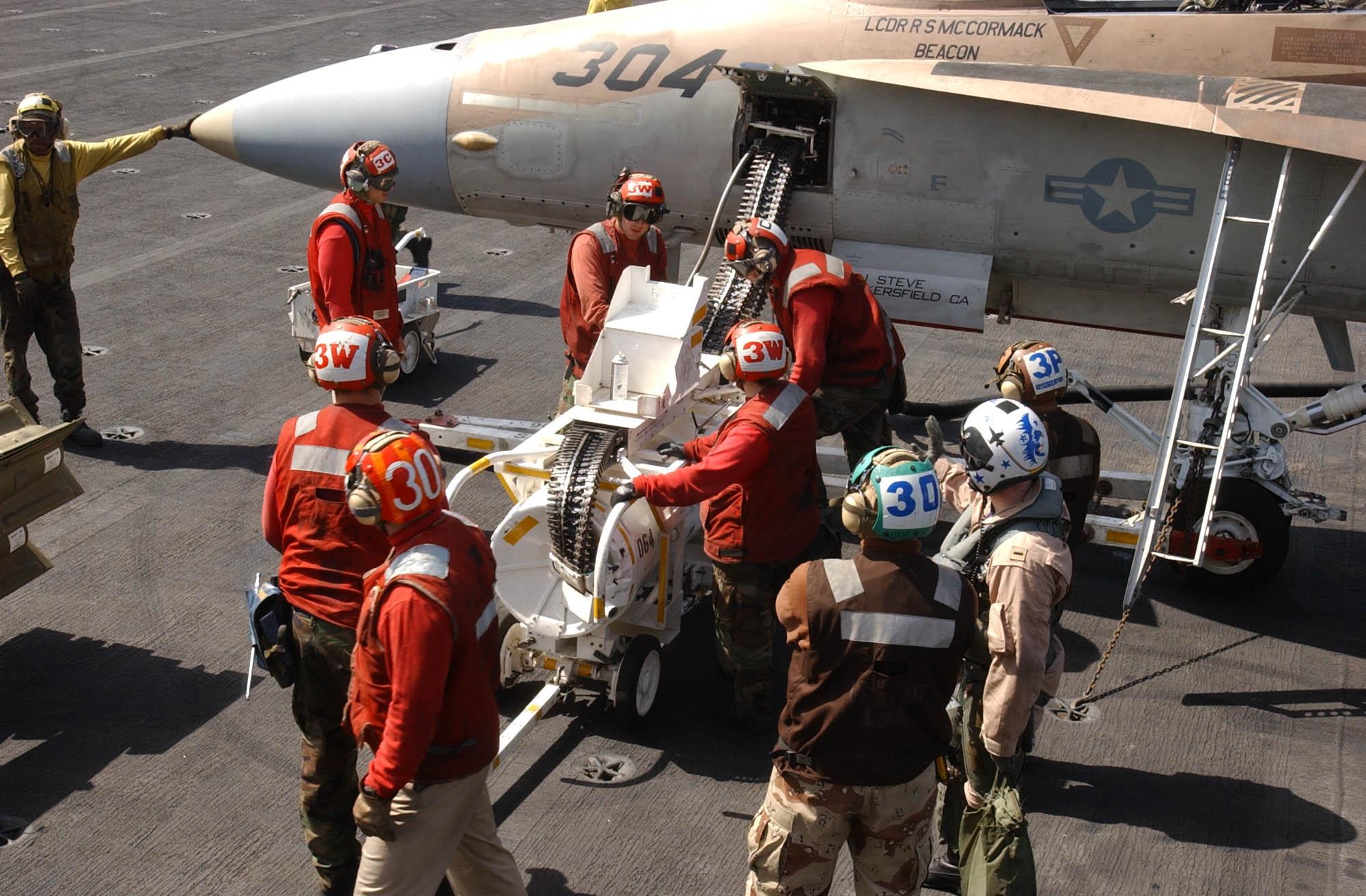 Bullet Size Chart For Reloading: US Navy 030417-N-4441P-003 Aviation Ordnancemen reload 20mm ,Chart