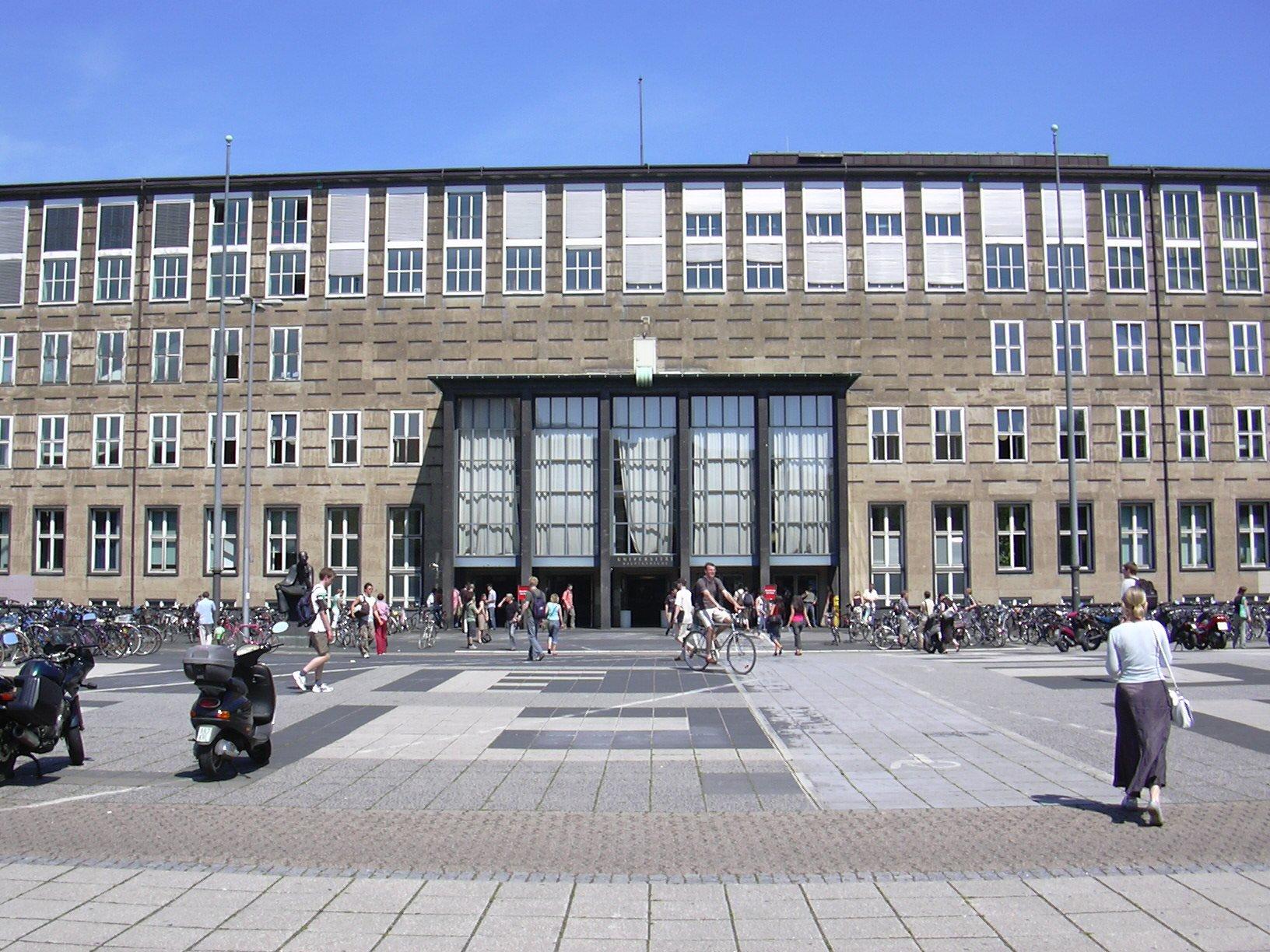 File universitaet zu koeln eingang hauptgebaeude