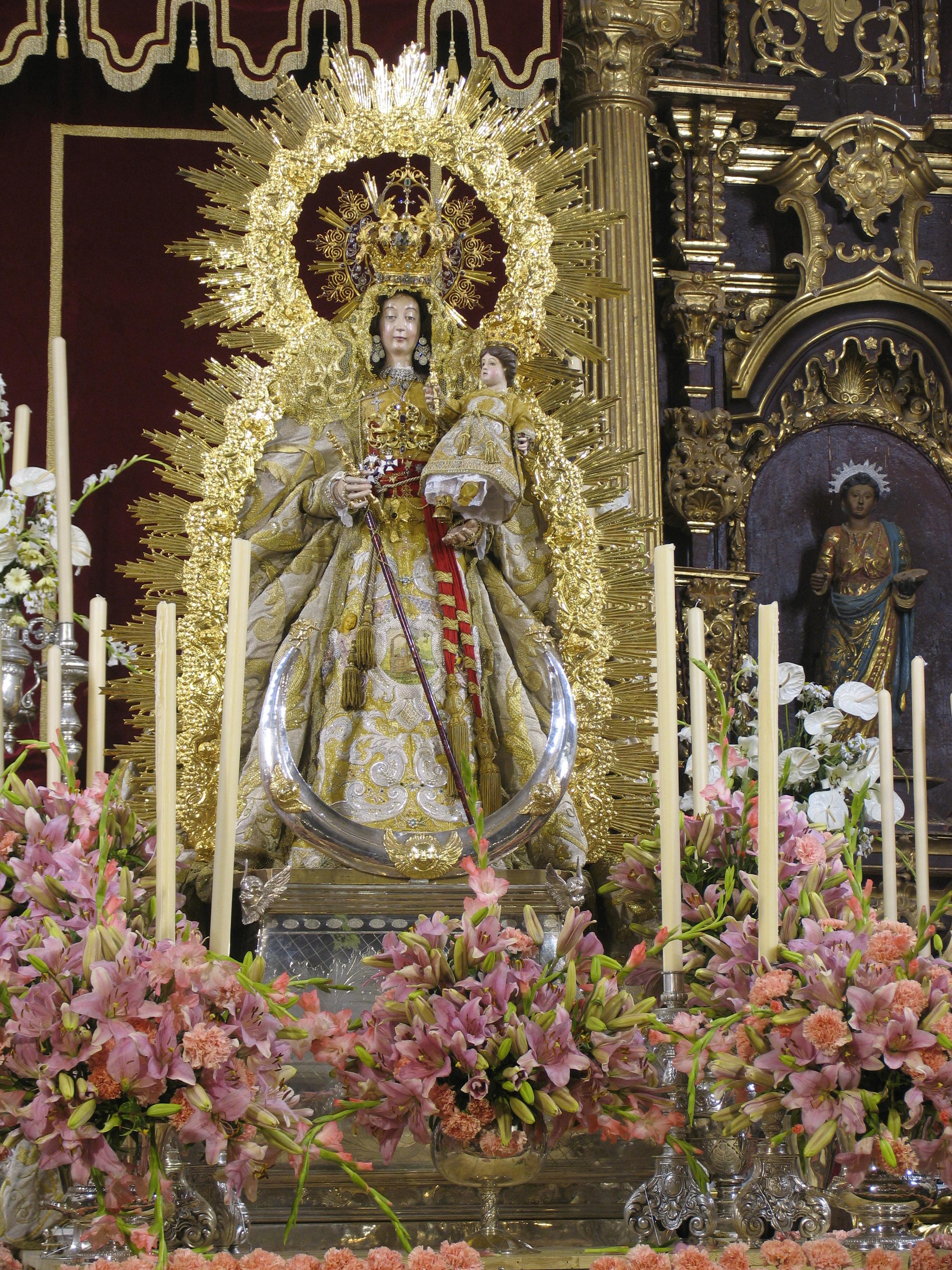 Qué ver, hacer y visitar en Iglesia de Nuestra Señora de los Remedios