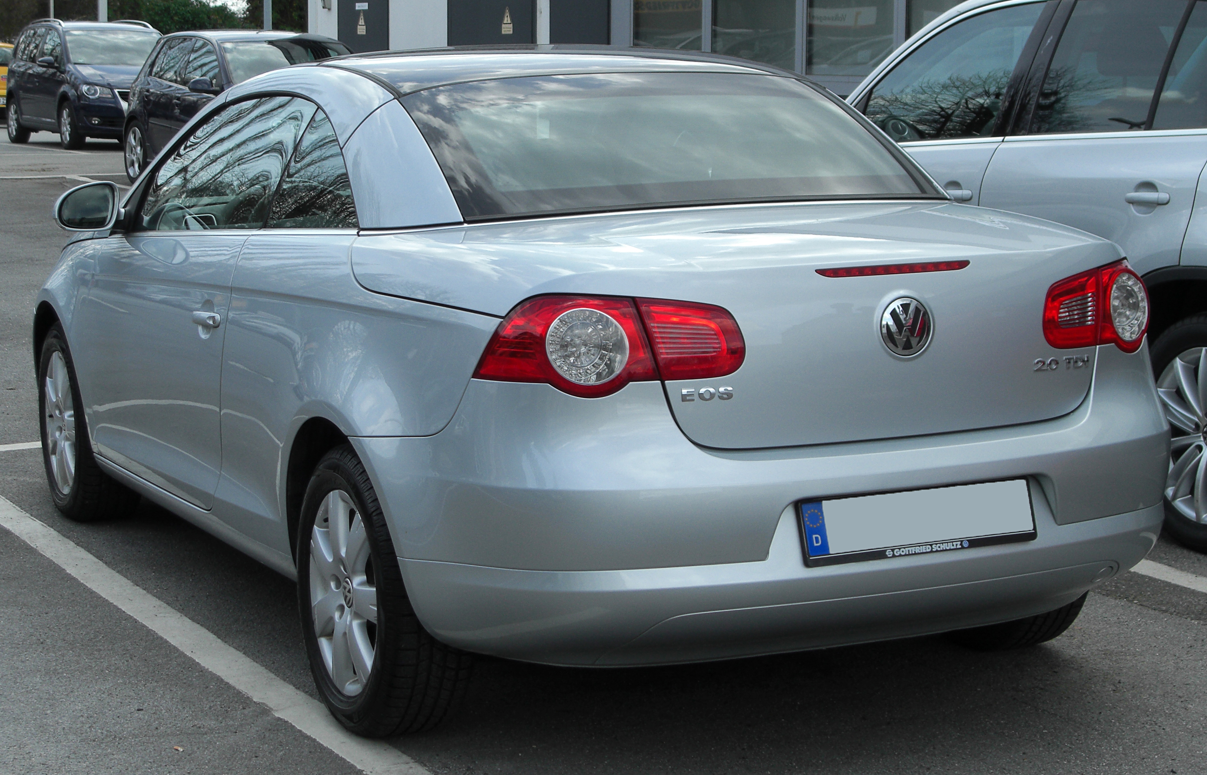 2005 volkswagen eos 2 0 tdi related infomation specifications weili automotive network. Black Bedroom Furniture Sets. Home Design Ideas
