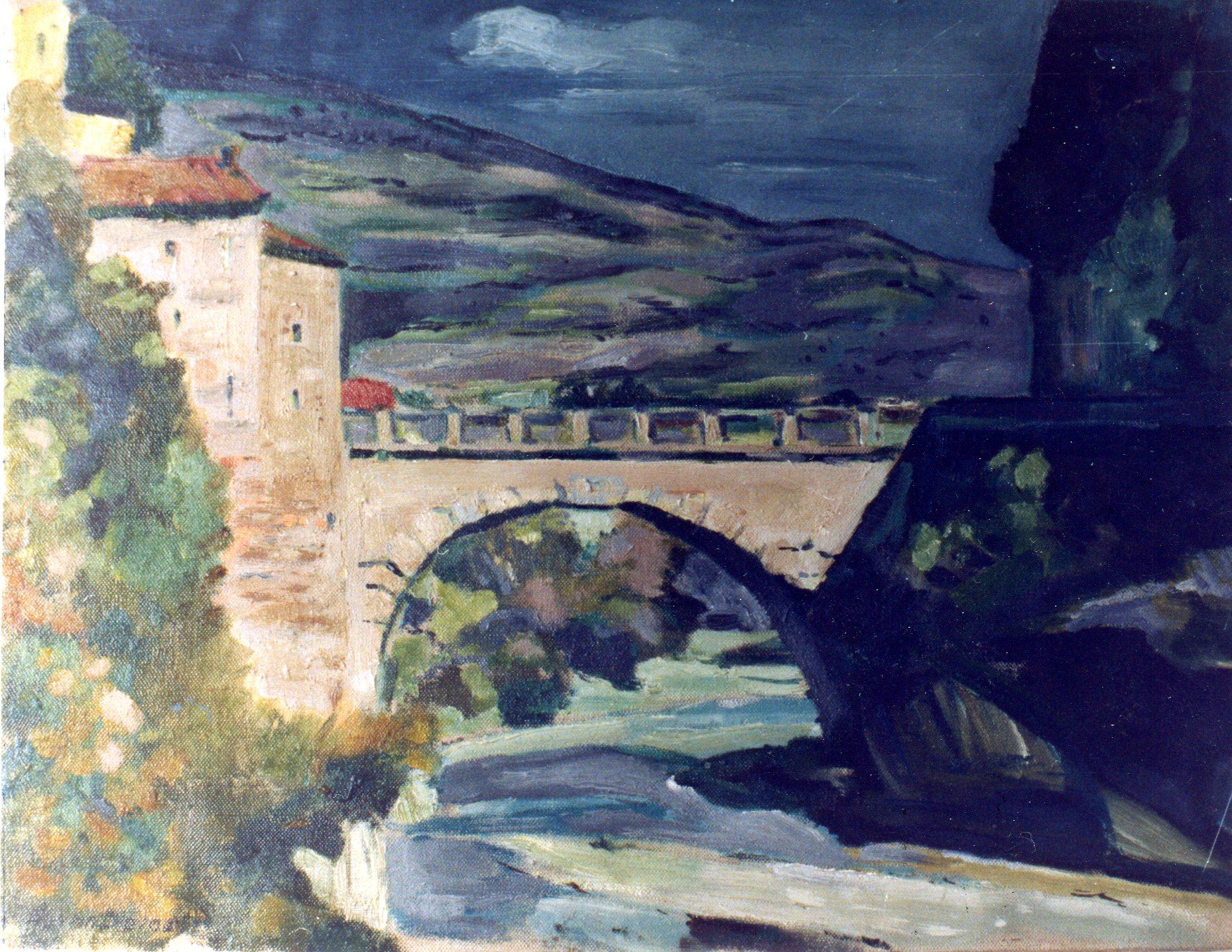 file vaison la romaine le pont huile par dievoet