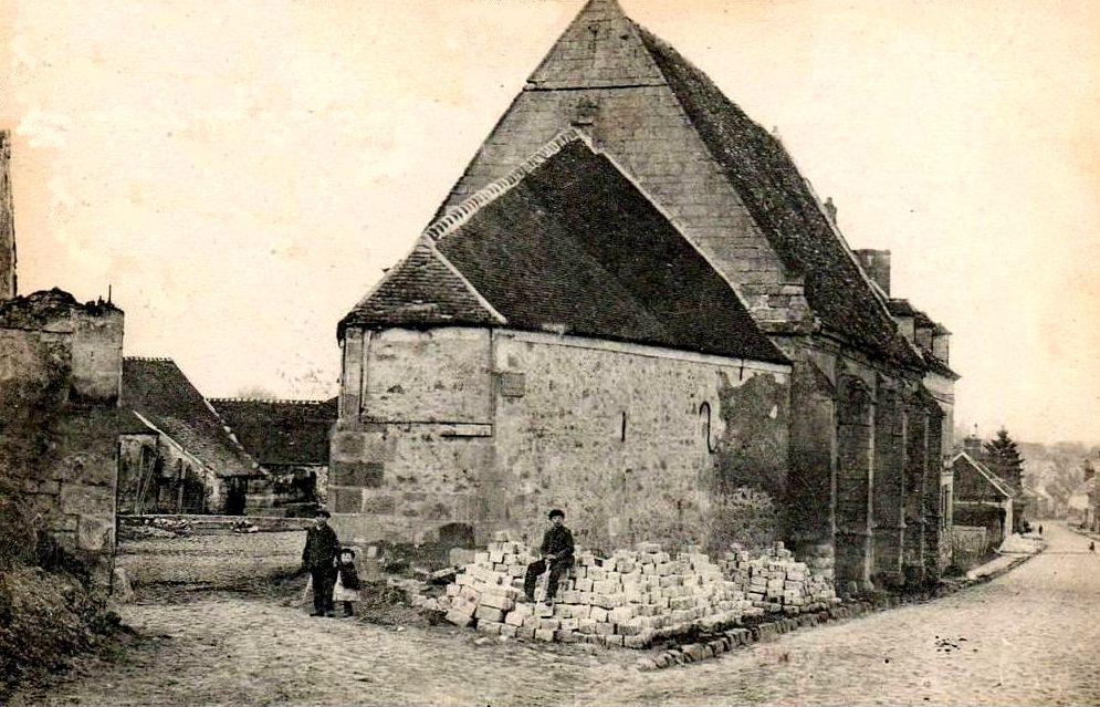 Fichierverberie 60 Ancienne Chapelle Nd Des Monts Rue