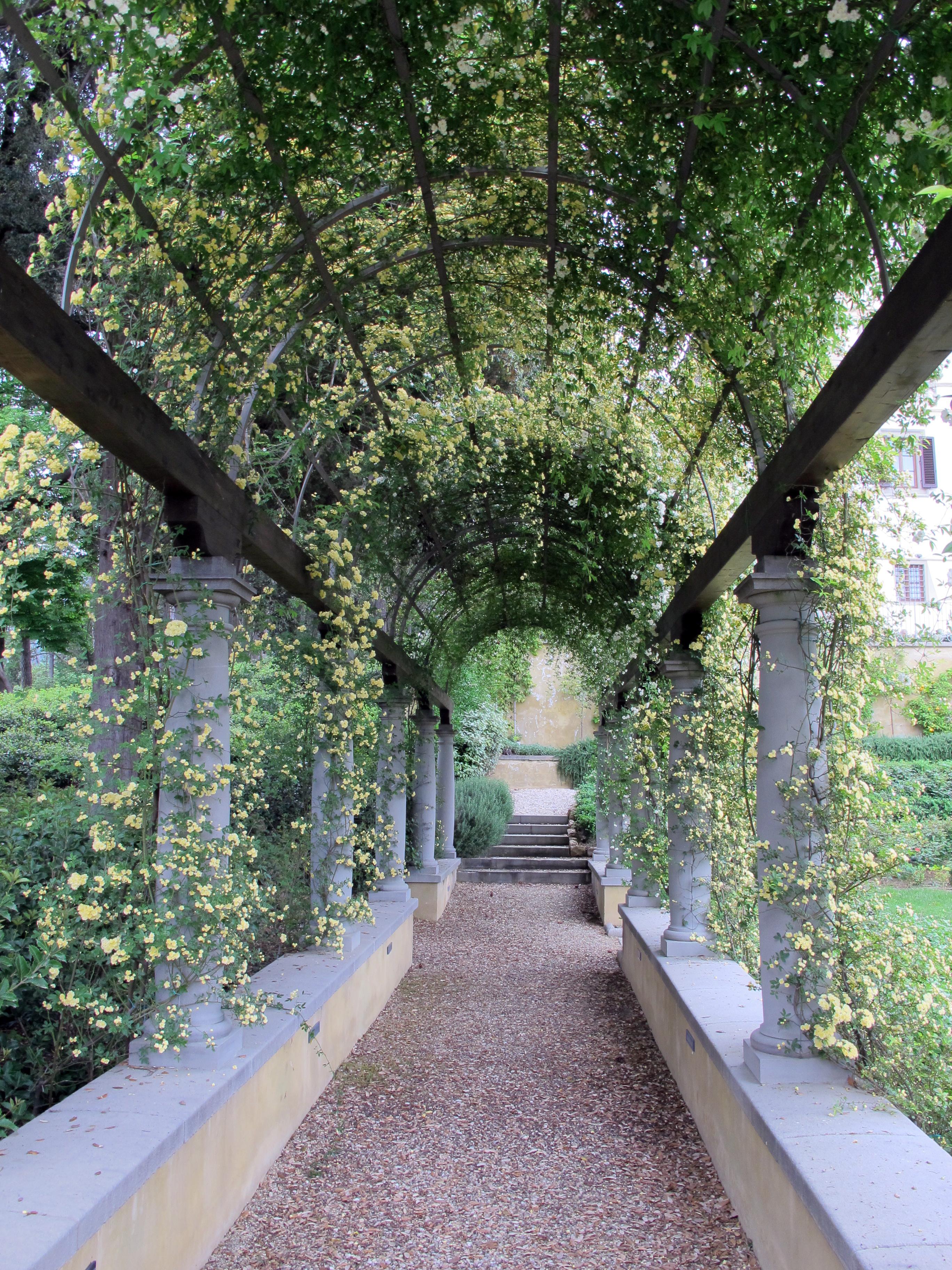File villa il salviatino giardino all 39 italiana 04 - Giardino all italiana ...